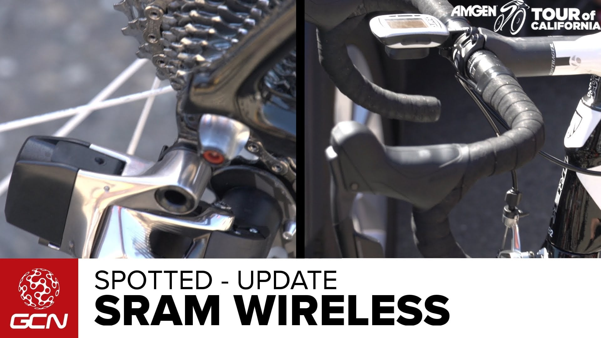 sram wireless groepset