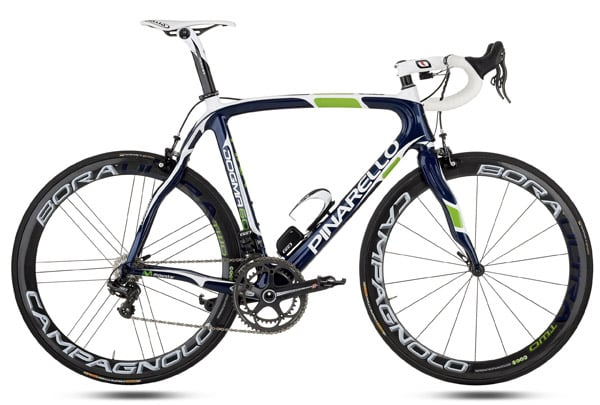 Pinarello Dogma 2011 Movistar