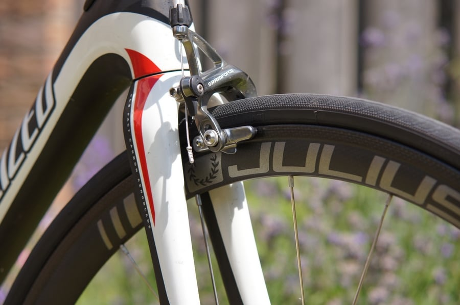 Julius Cycling CC38 Detail