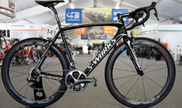 Specialized team Quick step Floors