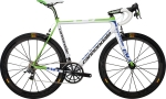 2013 Cannondale van Team Cannondale Pro Cycling