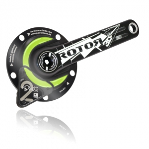Power2Max power meter Rotor 3D F  incl cranks