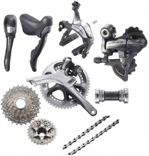 Shimano Dura Ace 7900 Di2 Upgrade Kit Compact