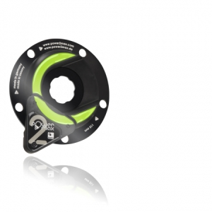 Power2Max spider power meter Rotor 3D