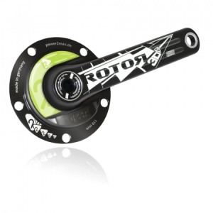 Power2Max Type S Rotor 3D plus incl cranks